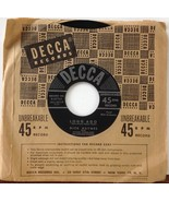 Dick Haymes Long Ago, And So To Sleep Again 1944 Decca 9-27731 NM! Never... - $9.80