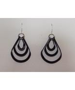Tear Drop Chainmaille Earrings - Can make in lots of colors - $15.00