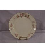 Homer Laughlin Eggshell Nautilus Apple Blossom Dinner Plate - $10.00