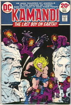Kamandi, The Last Boy On Earth Comic Book #8 DC Comics 1973 VERY FINE- - $14.49