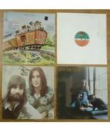 Record Album Qty 4 Paul Revere Carol King Loggins Messina Zebra - $20.87