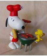 2011 Peanuts Grill Master SNOOPY Hallmark Keepsake Ornament w/BOX #14 - $35.00