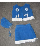 INDIAN Indien Art Eskimo Cabbage Patch & Doll Clothes INDIA - $19.95