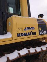 2007 Komatsu D85EX-15E Crawler Dozer For Sale in Estevan, SK S4A1Y8 image 3