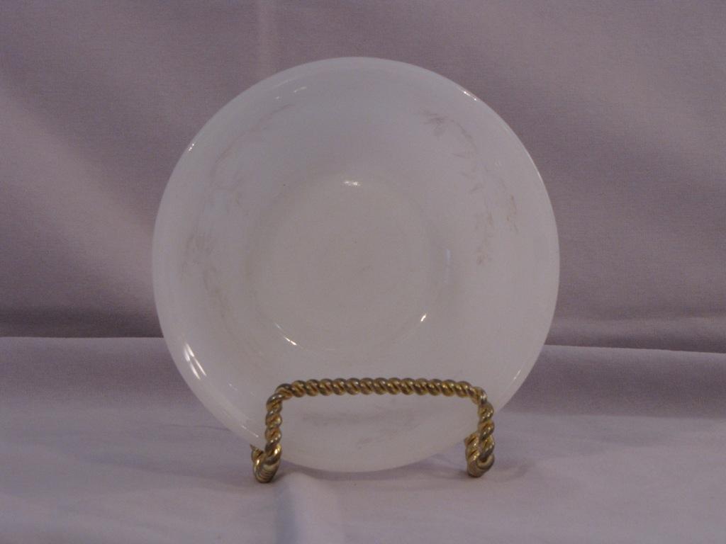 Federal Glass Golden Glory Dessert Bowl