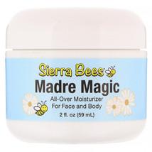 Sierra Bees, Madre Magic, Royal Jelly and Propolis Cream, 2 fl oz (59 ml) - $24.14