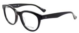 Calvin Klein CK5887 001 Unisex Eyeglasses Frames Black 50-20-140 + CASE - $62.32