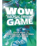 WOW Music Trivia Game [DVD] - $19.95