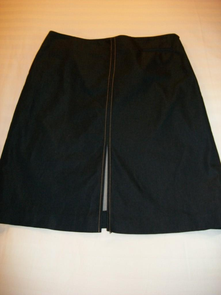 ABR NEW YORK BLACK  SKIRT SIZE 10