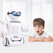 Robot Piggy Bank Desk Lamp Money Box for Children - $84.51