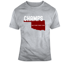 Champs 4peat  T Shirt - $21.99+