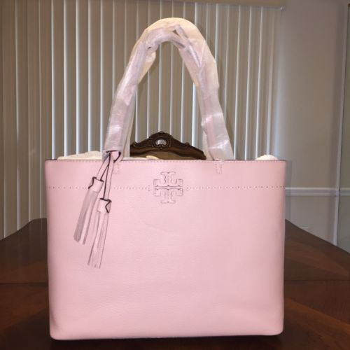 c8e6095019e0 NWT Tory Burch McGraw Tote in Pink Quartz and 50 similar items. 12