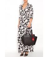 Diane von Furstenberg Abigail Wrap Maxi Dress 8 $595 - $359.00