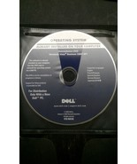 DELL RE-INSTALLATION DVD/DISC WINDOWS VISTA BUSINESS 32 BIT SP1 P/N R053G - $19.99