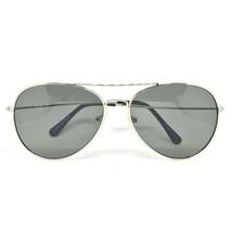 Mens Top Gun Classic Pilot Aviator Metal Rim Police Style Sunglasses - $11.59