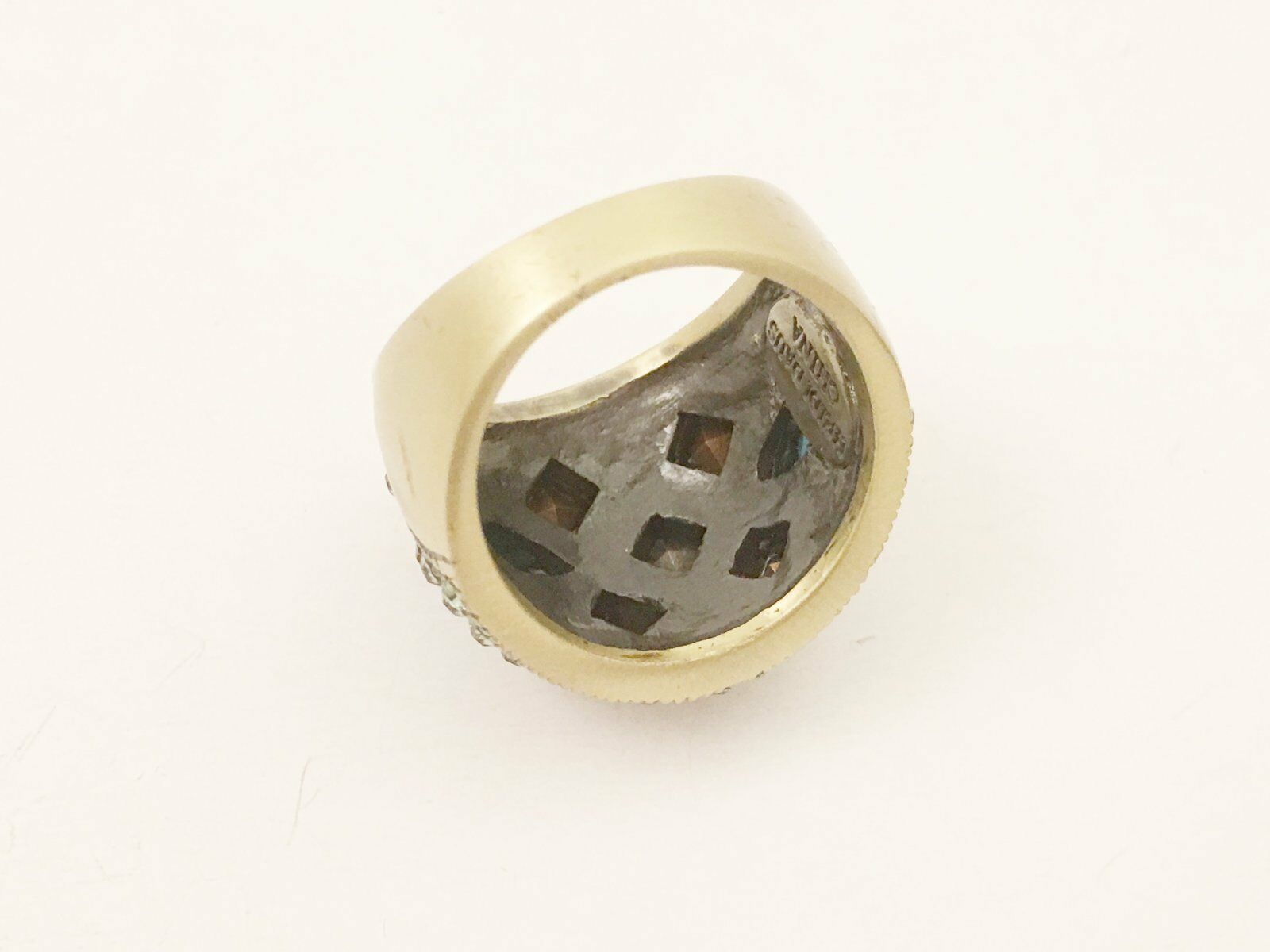Heidi Daus Jewelry Artful Treasure Collection Ring size 8