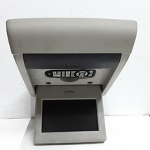 08 Jeep Grand Cherokee Commander rear entertainment video screen with re... - $98.99