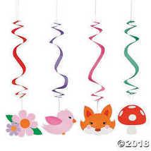 Fox Lady Hanging Swirls - $7.74