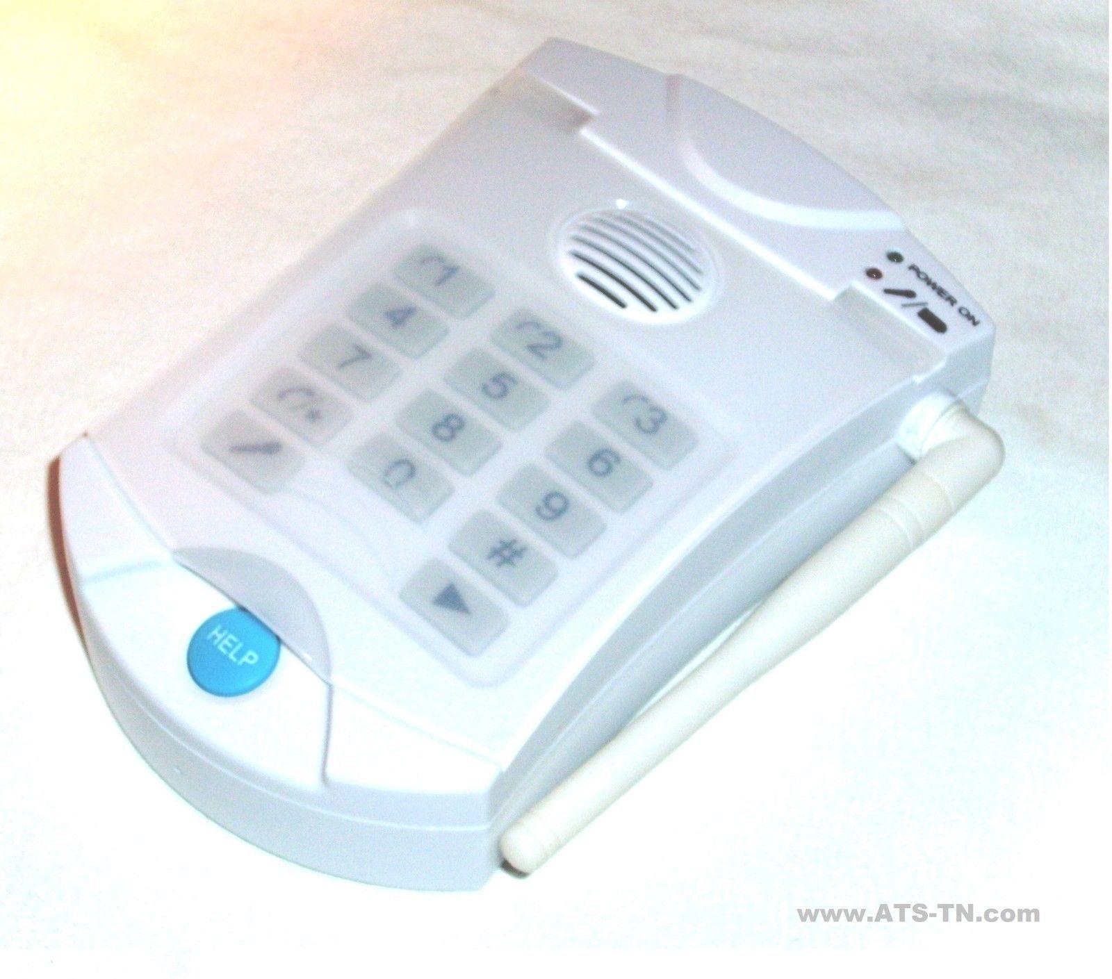 NO MONTHY BILLS - LIFE GUARDIAN SENIOR MEDICAL ALERT 911 ALERT PHONE SYSTEM