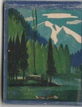 Vintage Strike on Matchbook of Hotel Golden in Grass Valley California - $7.91