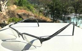 Nice Ray-Ban Black Half Rim Reading Eyeglasses Frames RB 7005 2034 / 48-19 135 - $30.27