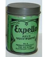 SAMPLE SIZE Expello Moth Worm Killer - Vintage ... - $12.00