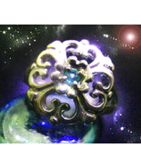HAUNTED RING ALEXANDRIA 'S LUCKY EYE BRING FORTH THE LUCK YOU ENVISION M... - $8,707.77