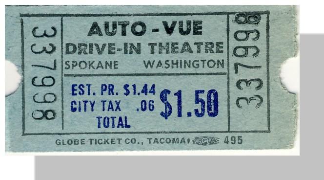 Spokane wa auto vue ticket 1