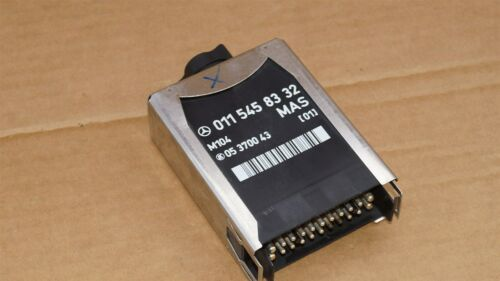 Mercedes R129 300SL 500SL MAS Control Diagnostic Module 011-545-83-32
