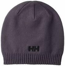 Helly Hansen Brand Beanie, Grape, Standard - $21.79