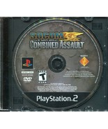 SOCOM Combined Assault (PlayStation 2 PS2) Disk Only! - $3.95