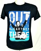 Mens Paul McCartney Out There Tour 2014 Concert T-Shirt Size Small 100% Cotton image 1