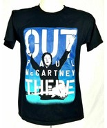 Mens Paul McCartney Out There Tour 2014 Concert T-Shirt Size Small 100% ... - $19.34