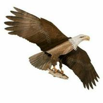 "NOS Jackite American Bald Eagle Kite Assembled 60"" Wingspan Windsock New... - $51.06"