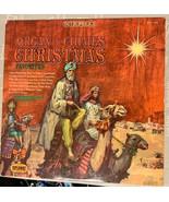 Organ And Chimes Christmas Favorites Alexander Goodrich Vinyl Record LP ... - $4.94