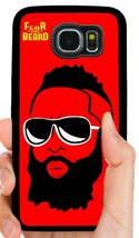 JAMES HARDEN ROCKETS PHONE CASE FOR SAMSUNG NOTE GALAXY S5 S6 S7 S8 S9 S... - $14.97