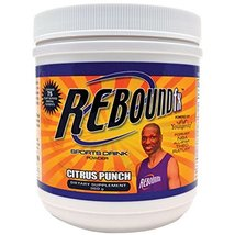 Rebound Fx Citrus Punch Powder - 360 G Per Canister - 2 Pack - $134.09