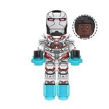 War Machine (Quantum Suit) Iron Man Marvel Avengers Endgame Lego Minifigures New - $2.99