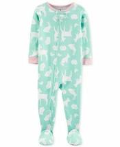 Carter's Baby Girls Cotton Footed Woodland Animals Pajamas - $20.00