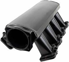 GM Chevrolet LS LS3 L92 Fabricated Intake Manifold w/ Throttle Body & Fuel Rails image 2