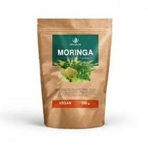 Allnature 100% Natural Moringa RAW leaf powder 200 g food supplement Organic NEW - $26.50