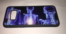 Cool Skeleton Skulls Compatible with Samsung Galaxy 8 Rubber Protection ... - £14.20 GBP