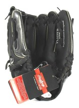 1 Count Rawlings Players Series PL129FB 11 Inch Performance Design Black Glove - $33.99
