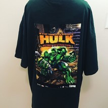 The Incredible Hulk Ultimate Destruction Video Game T Shirt Marvel Men's... - $20.56