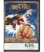 Shonen Jump One Piece Season Three Fourth Voyage Episodes 183-195 DVD Anime - $19.79