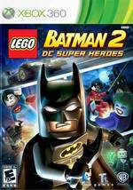 LEGO BATMAN 2  - Xbox 360 - (Brand New) - $24.25