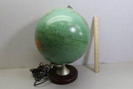 Columbus Verlag Paul Oestergaard Duplex Light Up World Globe Lamp Earth image 7