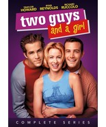 Two Guys and a Girl: The Complete Series (DVD, 2016, 11-Disc Set) - $25.69