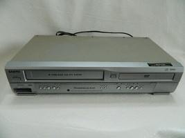 Sanyo DVW-7200 DVD / 4 Head Hi-Fi VCR – Works Great - No Remote - $69.99