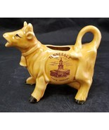 "Vintage Cow Creamer Tennessee State Capitol Kenmar Japan 5""×4"" FREE SHIP... - $13.07"